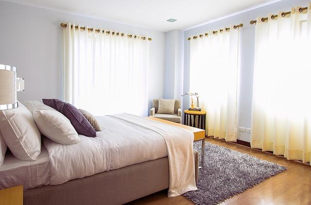 Designerskie łóżka do sypialni
